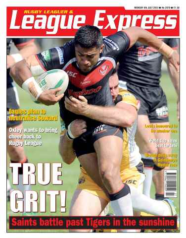 League Express issue 2870