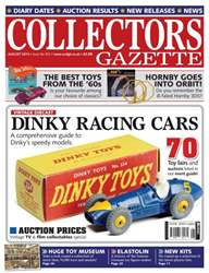 Collectors Gazette issue August 2013