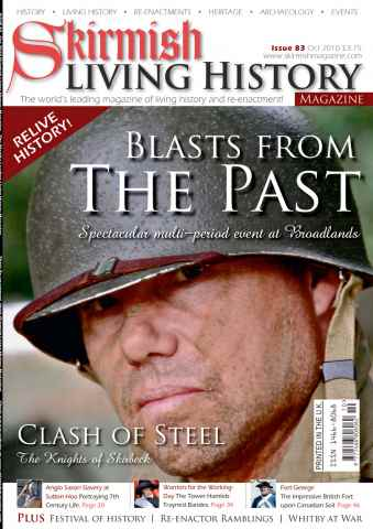 Skirmish Living History issue Issue 83