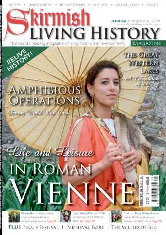 Skirmish Living History issue Issue 82