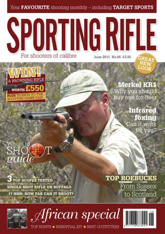 Sporting Rifle issue 65