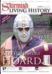 Skirmish Living History issue Issue 81