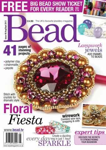 Bead Magazine issue Bead Issue 48
