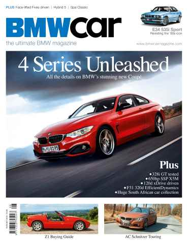 BMW Car issue August 2013