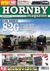 Hornby Magazine issue August 2013