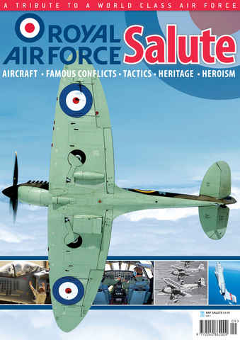RAF Salute 1 issue RAF Salute Volume 1