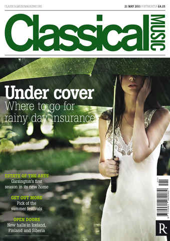 Classical Music issue 21st May 2011