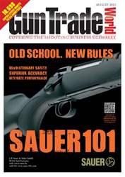 Gun Trade World issue August 2013