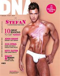 DNA Magazine issue #163 - Grooming Issue