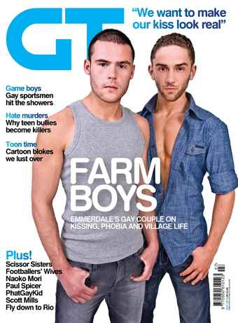Gay Times issue Jul 2010