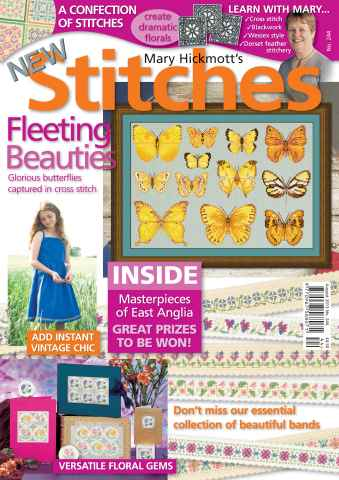 New Stitches issue Issue 244