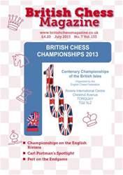 British Chess Magazine issue July 2013