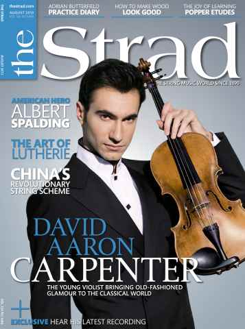 The Strad issue August 2013