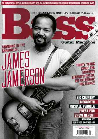 Bass Guitar issue 94 August 2013