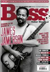 Bass Guitar issue 94 August 2013