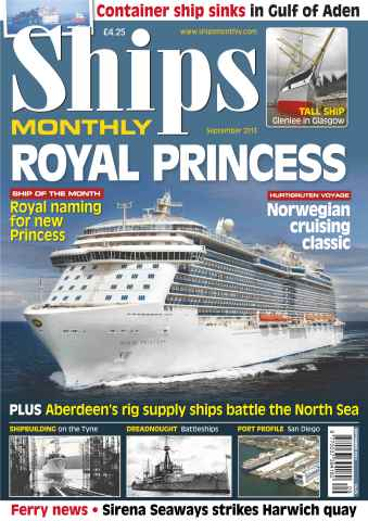 Ships Monthly issue Ships Monthly September 2013