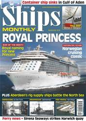 Ships Monthly September 2013 issue Ships Monthly September 2013