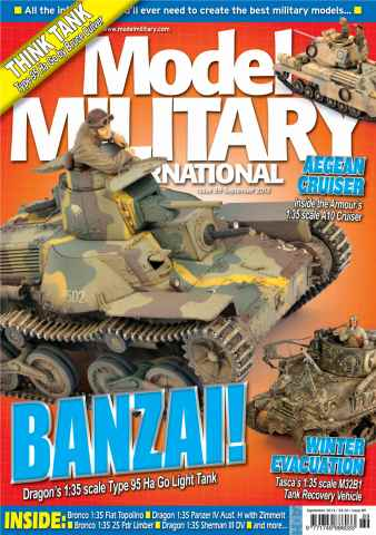 Model Military International issue 89