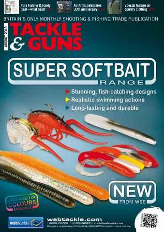 Tackle & Guns issue Tackle & Guns - August 2013