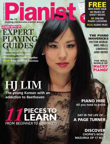 Pianist issue Pianist 73