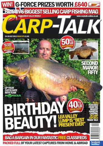 Carp-Talk issue 979