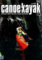 Canoe & Kayak UK issue Sea Kayaking - Barra (Iss 150)