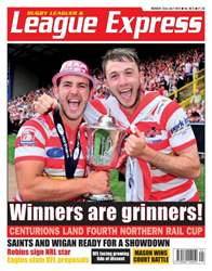 League Express issue 2872