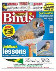 Cage & Aviary Birds issue Cage & Aviary Birds 5762
