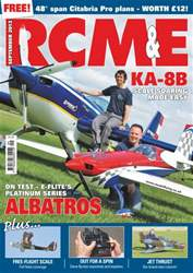 RCM&E issue September 2013
