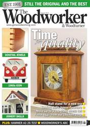 The Woodworker Magazine issue August 2013