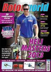 Radio Control Rotor World issue 89