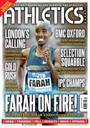 Athletics Weekly issue AW July 25 2013