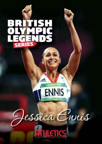 AW Specials issue BOL 21 - Jessica Ennis