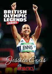 AW Specials issue BOL 21 - Jessica Ennis