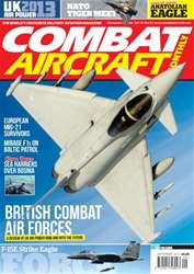 Combat Aircraft issue Vol 14 No 9