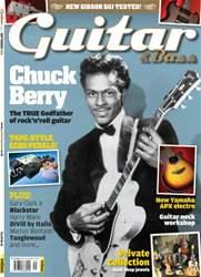 Guitar & Bass Magazine issue September 2013 Chuck Berry