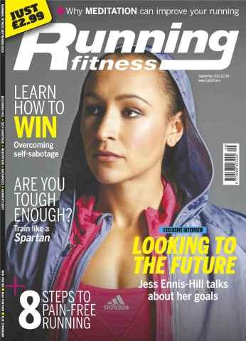 Running Fitness issue Running Fitness September 2013