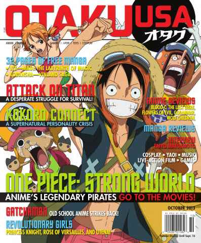 Otaku issue October 2013