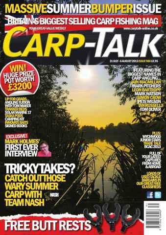 Carp-Talk issue 980