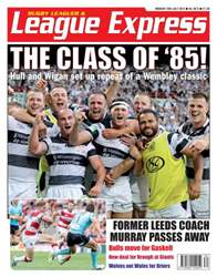 League Express issue 2873