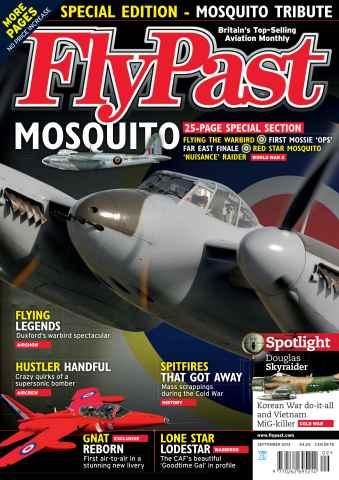 FlyPast issue September 2013