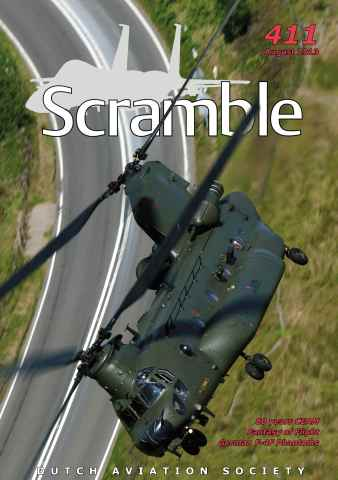 Scramble Magazine issue 411 - August 2013
