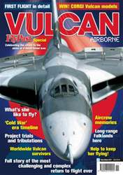 AirForces Monthly issue Vulcan Airbourne