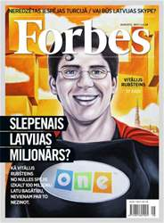 Forbes augusts '13 issue Forbes augusts '13