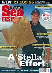 Total Sea Fishing issue September 2013