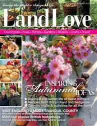 LandLove Magazine issue September-October 2013
