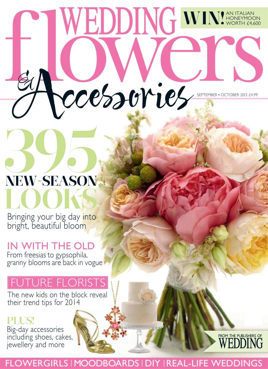 wedding flowers magazine september october 2013. Black Bedroom Furniture Sets. Home Design Ideas