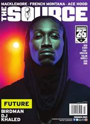 The Source Magazine issue #258 The Source Magazine - Future