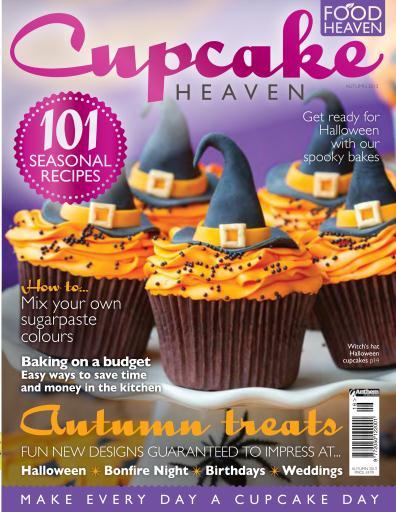 Cake Decoration Food Heaven : Food Heaven Magazine - Cupcake Heaven Halloween 13 ...