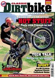 Classic Dirt Bike issue Issue #28